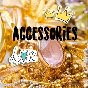 Purses, bags, wallets, jewelry and much more.